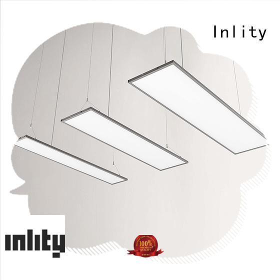 Inlity square panel light company for office