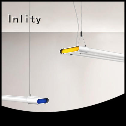 Inlity Top led batten light fittings company for supermarket