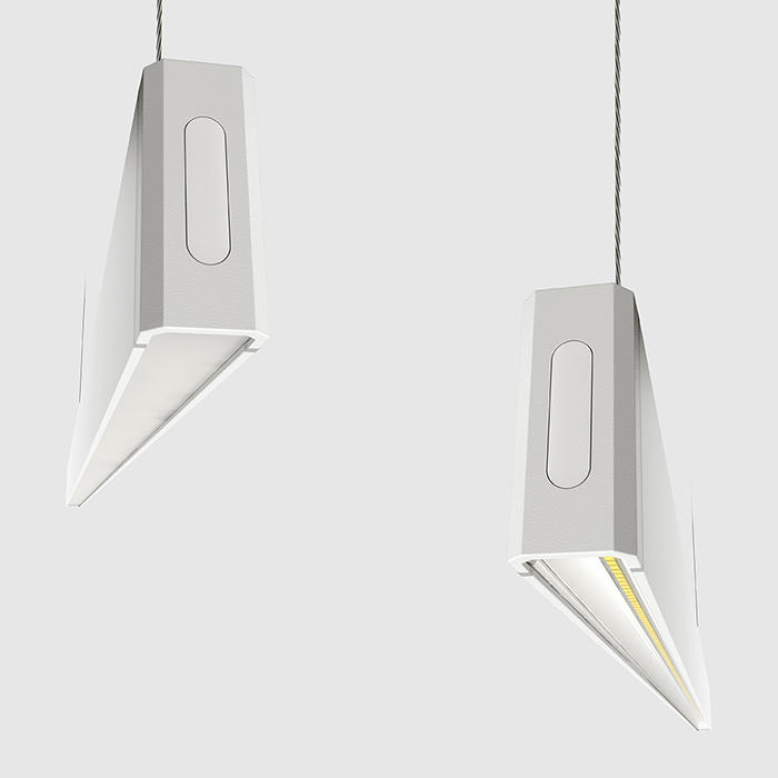 Cutting Angel LED Linear Lamp Linear Office Lighting