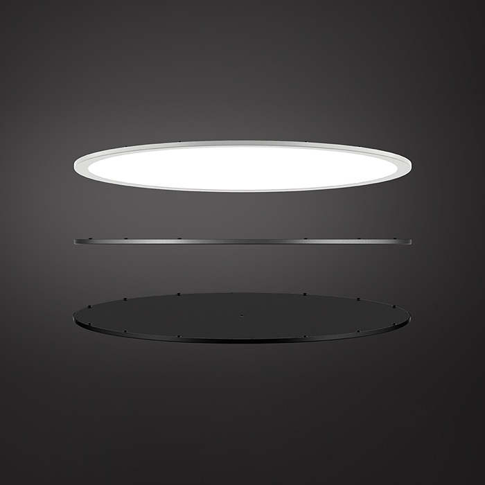 New led panel light 9w company for home-1