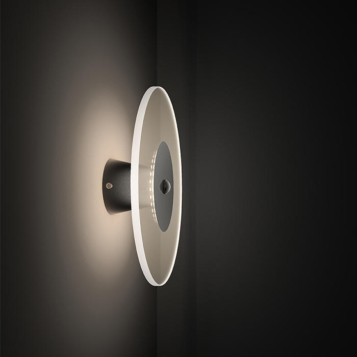 WMC4 LED Round Wall Light Modern Wall Light