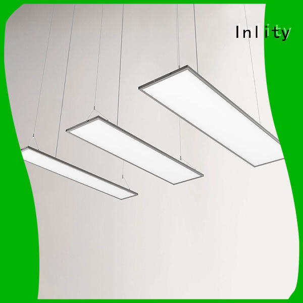 Inlity led panel lamp factory for waiting room