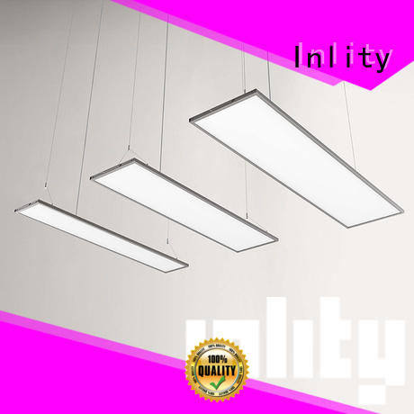 Inlity led square panel light supplier for conference room
