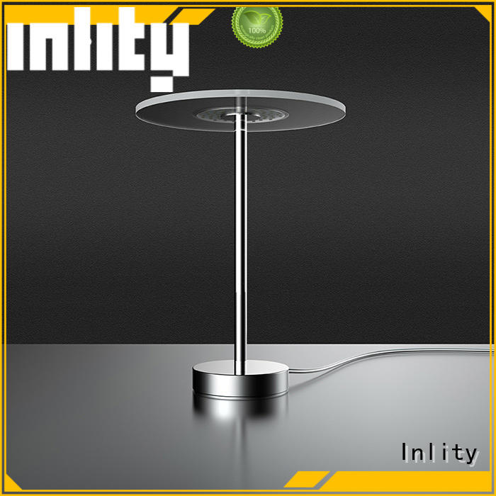 Top circular led table lamp company for home