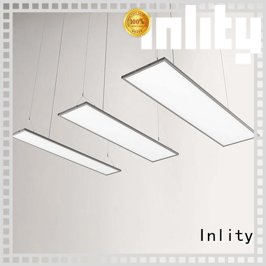 Inlity Latest square led panel manufacturer for office
