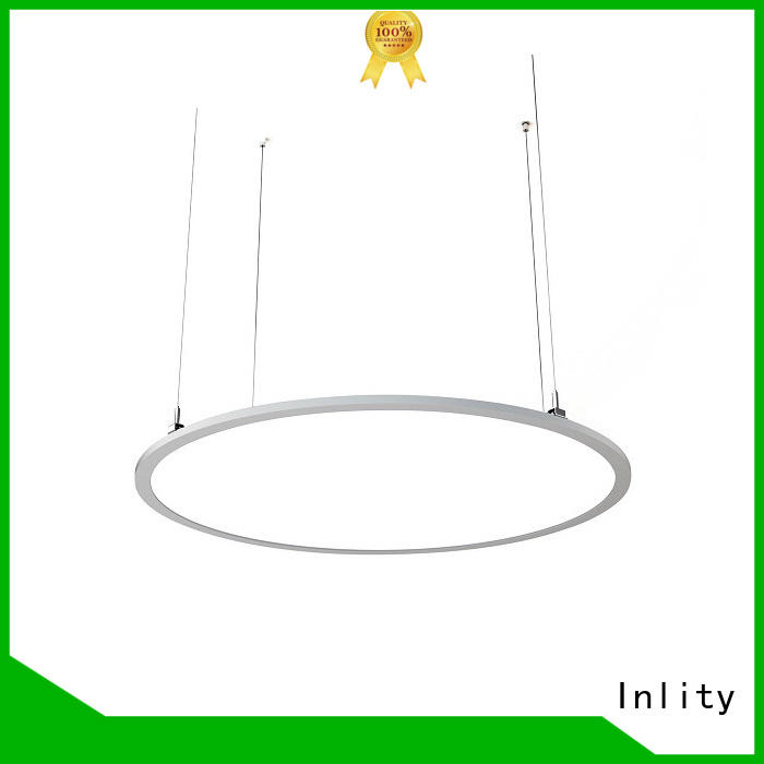Inlity Good Design led panel light round supply for restaurant