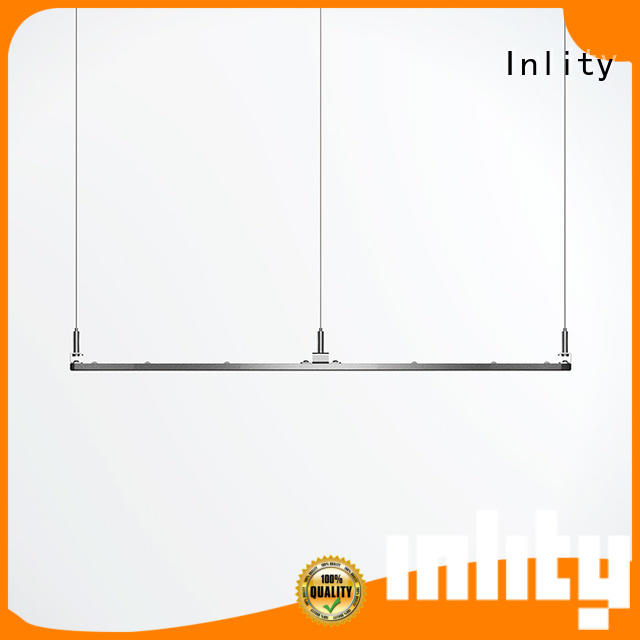 Inlity High-quality led round panel light manufacturer for restaurant