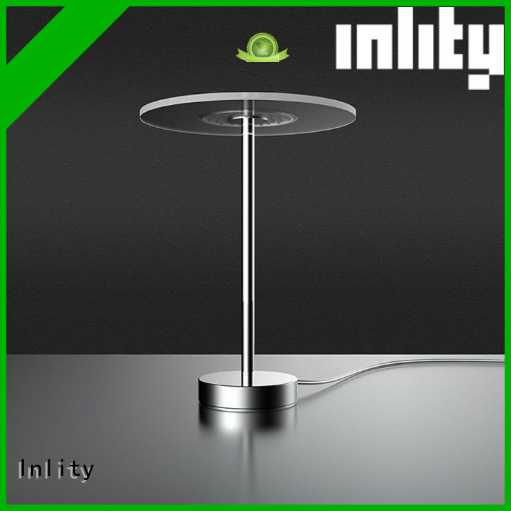Inlity circle table light supply for bedroom