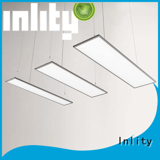 Inlity linear pendant lighting company for restaurant