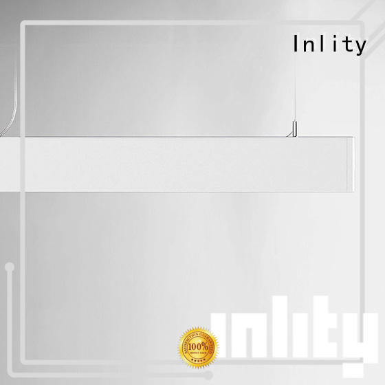 Inlity Top led linear pendant light supplier for retail store