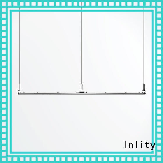 Inlity Top suspended ceiling light panels supplier for restaurant