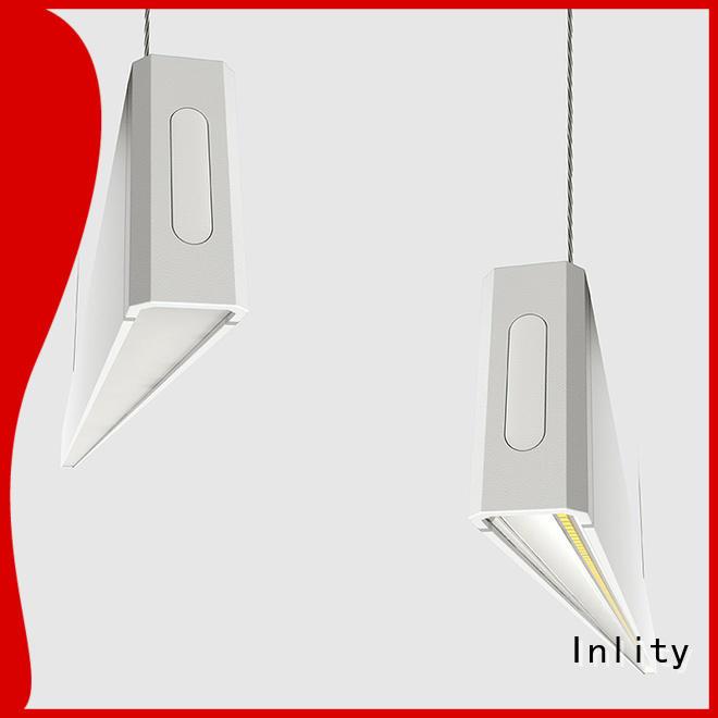 Good Design linear led flush mount light factory for hotel