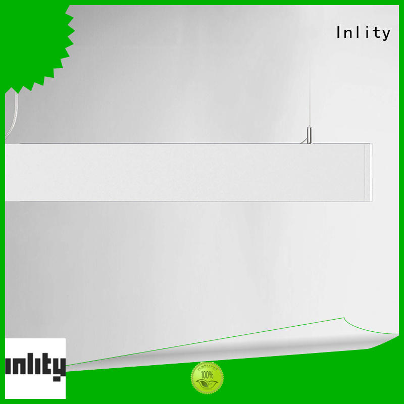 Inlity Good Design linear wall mounted light fixture company for restaurant