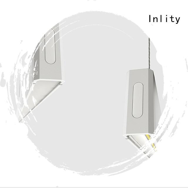 Inlity led linear light fittings supply for restaurant