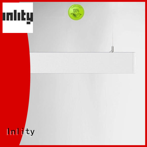 Inlity New linear light fixture supplier for hall