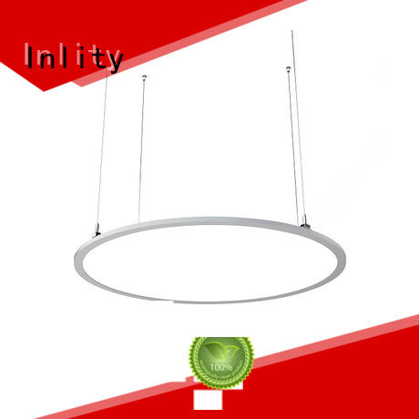 Inlity Best round panel light factory for hotel