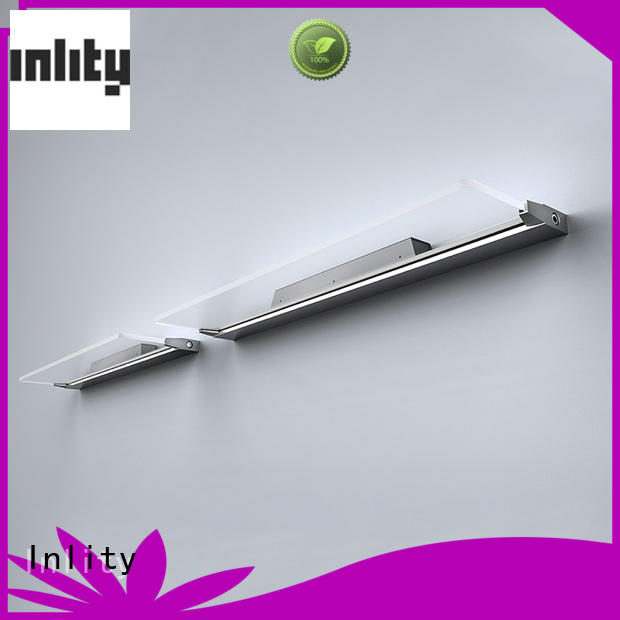 Inlity Best led lighting wall mount supply for home