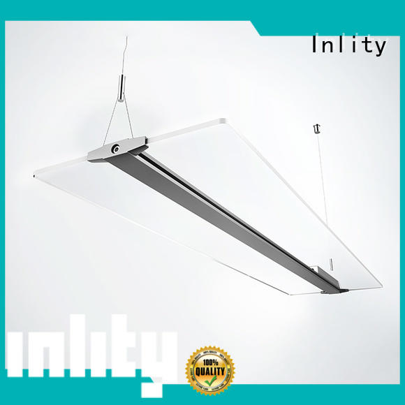 Inlity led panel light fixture company for office
