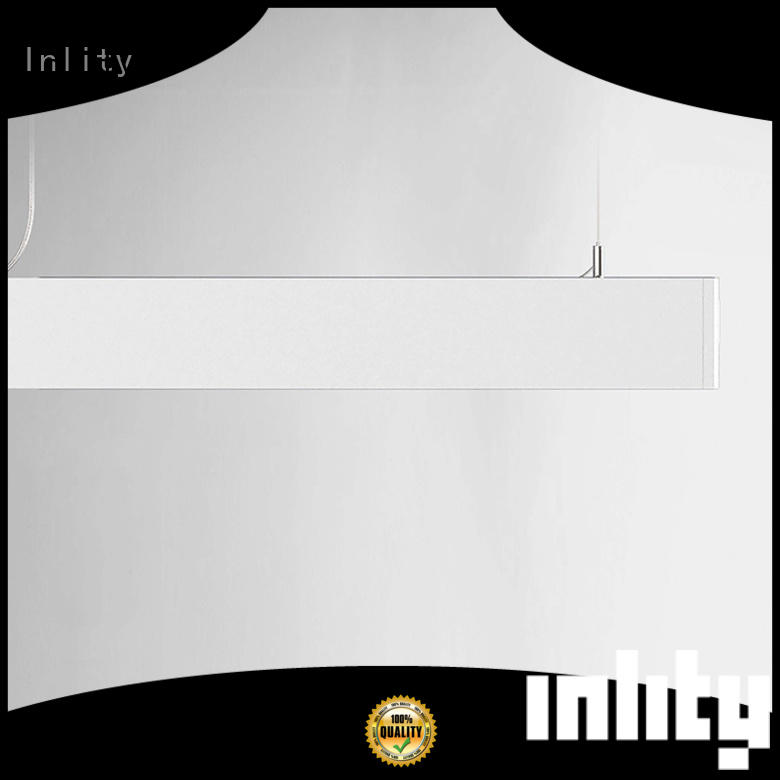 Inlity New linear led lighting factory for office