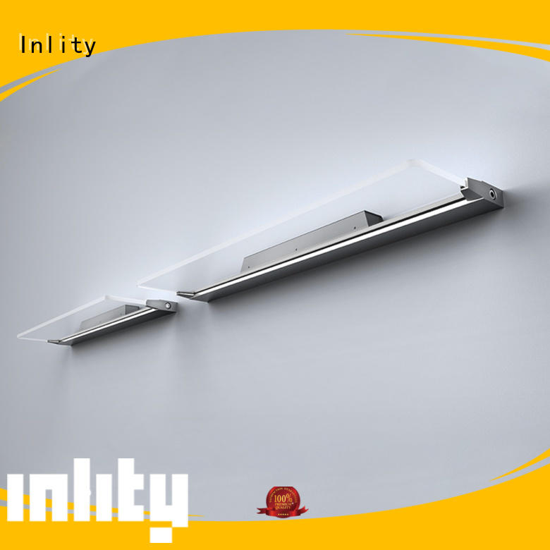 Inlity led square wall light supply for bedroom