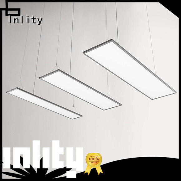 Inlity linear pendant chandelier manufacturer for restaurant