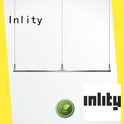 Inlity Best round panel led light manufacturer for restaurant