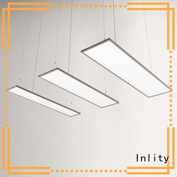 Inlity High-quality square flat panel led lights company for conference room