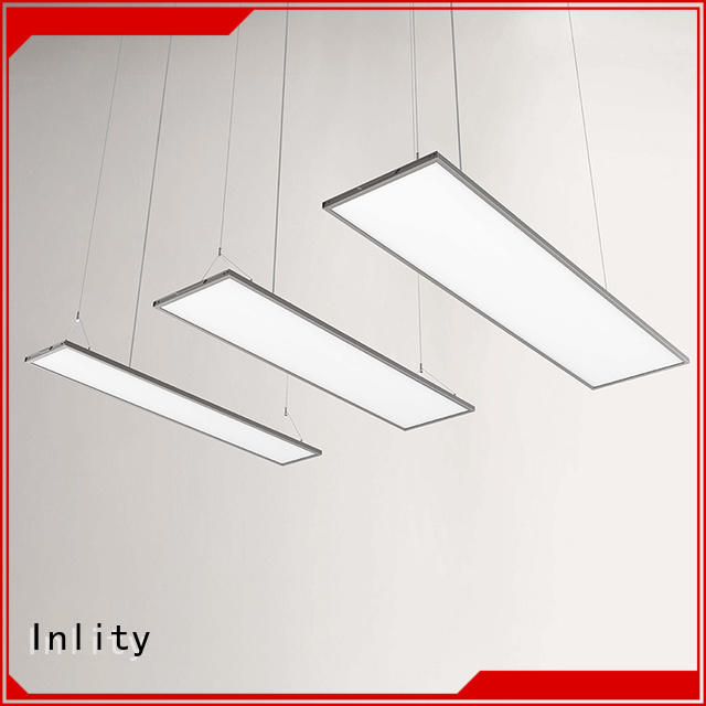 Inlity Good Design square flat panel led lights company for waiting room