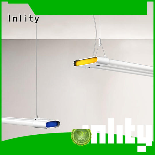 Inlity Good Design led batten light fittings supplier for class room