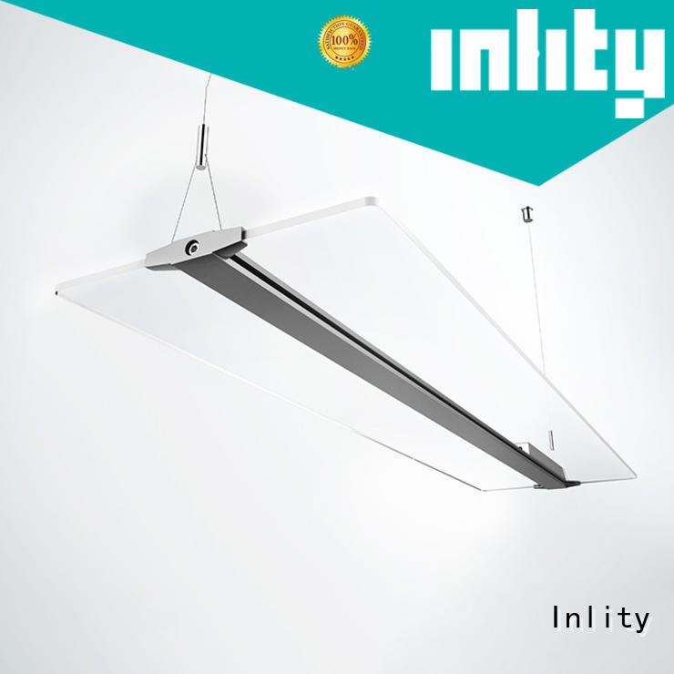 Inlity led panel lamp factory for home