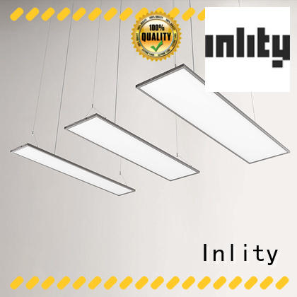 Inlity led square panel light supplier for office