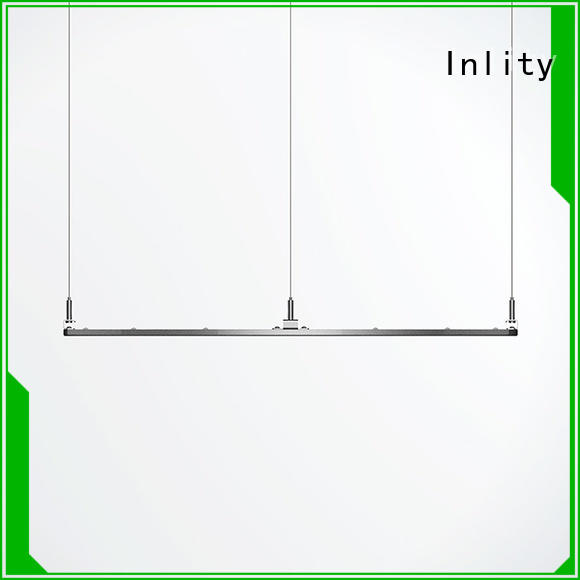 Inlity Top round panel led manufacturer for restaurant