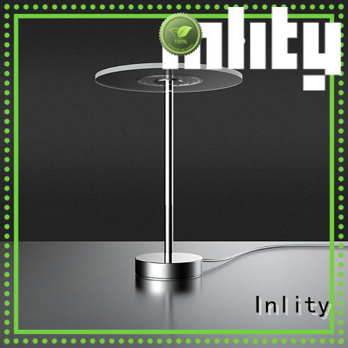 Inlity circle table light manufacturer for home