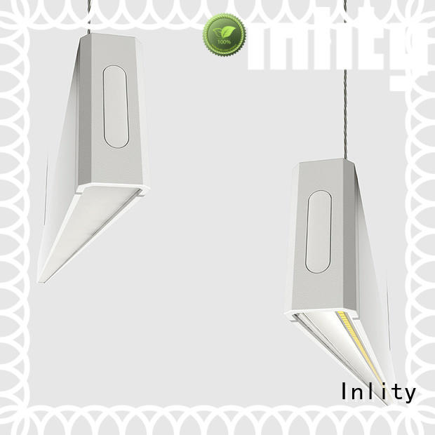 Inlity linear led light fixture factory for bar