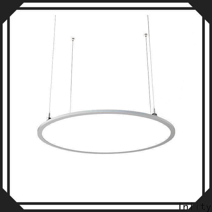 Inlity Top round light panel supply for home
