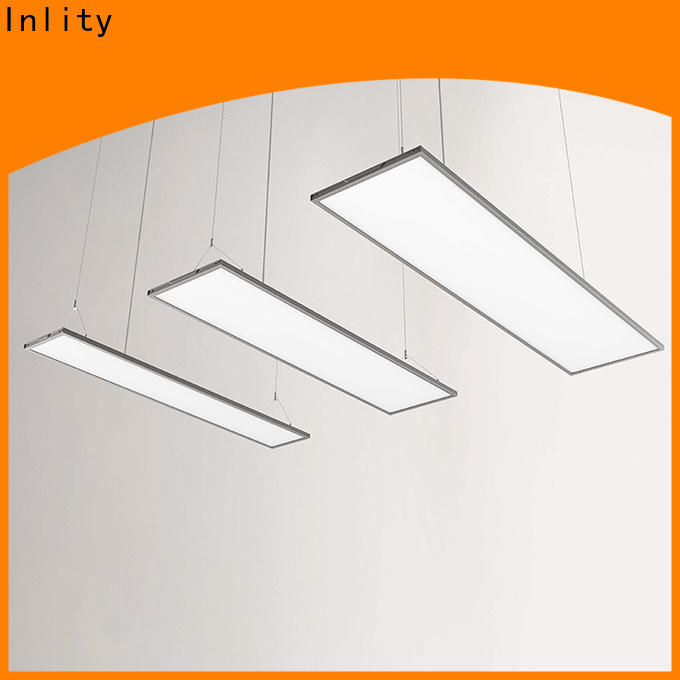 Inlity Top black square pendant light factory for bedroom