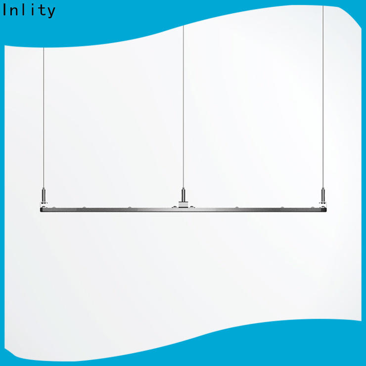 Inlity High-quality round light panel manufacturer for hotel