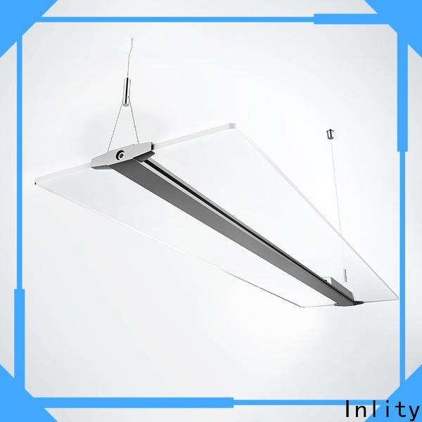 Top led panel light fixture manufacturer for meeting room