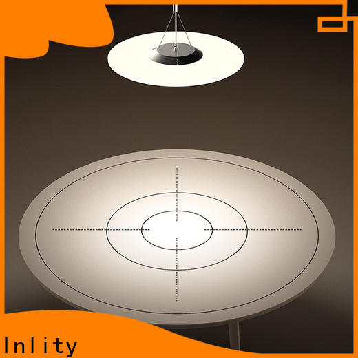 Inlity led panel light fixture manufacturer for reading room