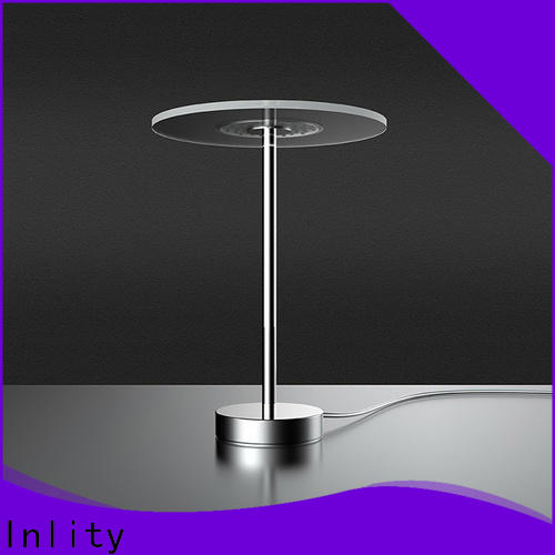 Inlity Professional led circle table lamp manufacturer for reading room