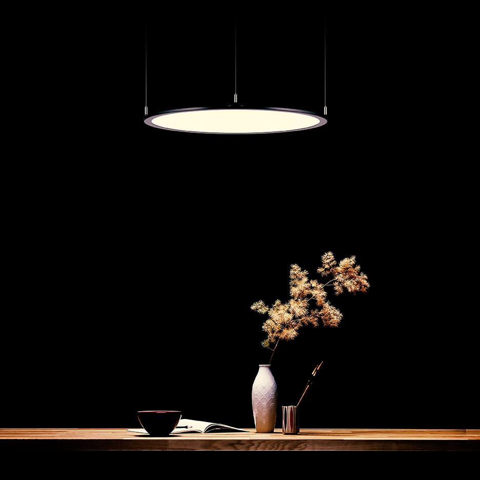 Inlity PNX4 LED round panel light image1