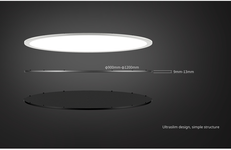 Inlity led round panel ceiling lights company for hotel-11