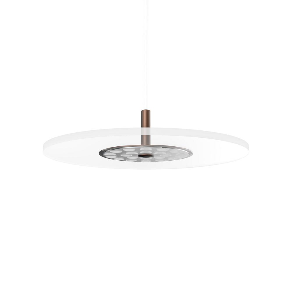 PDC2 Round Acrylic Panel Light Pendant
