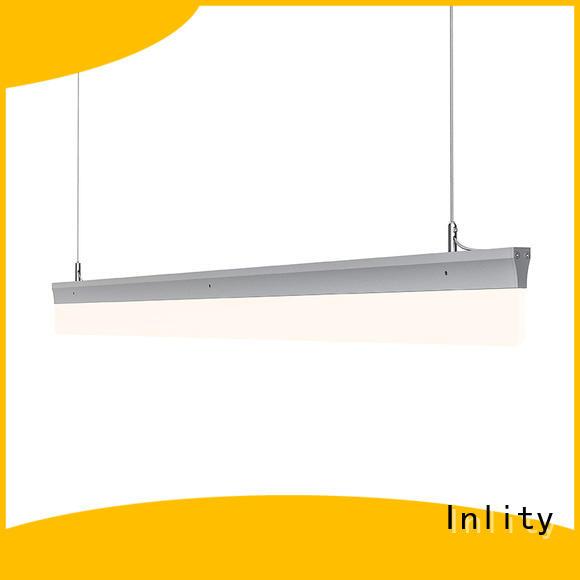 Inlity Top linear wall light fixtures factory for restaurant